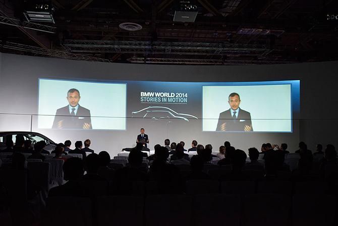 светодиодный видеоэкран для презентаций