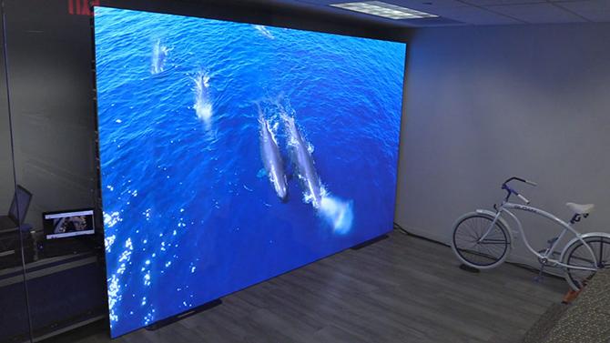 мобильный экран Indoor