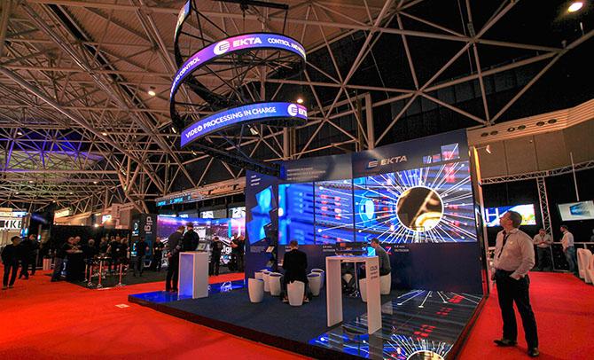 LED экраны для трансляций событий
