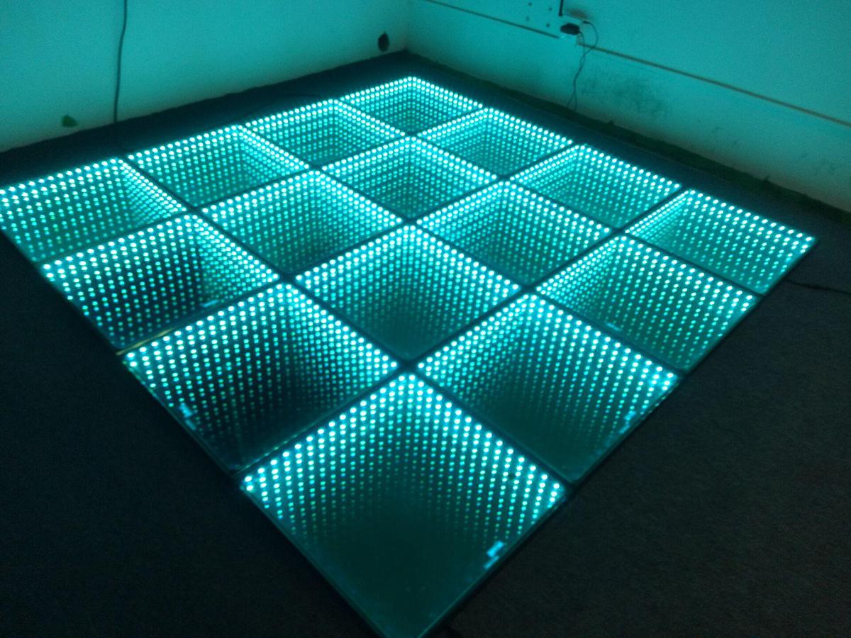светодиодный пол