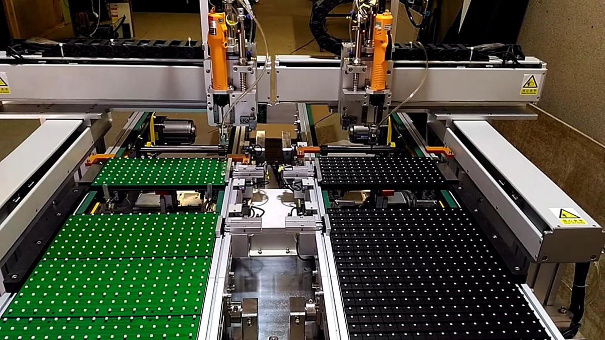 производство светодиодных экранов