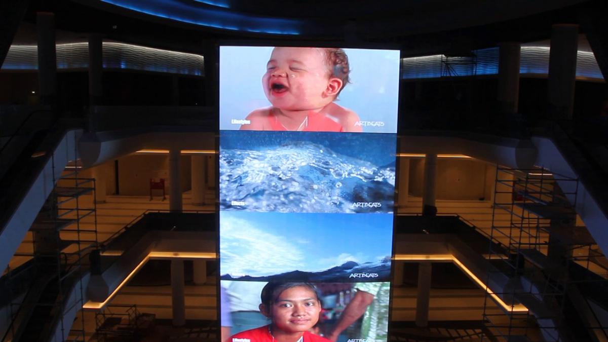 Future Vision производитель светодиодных экранов