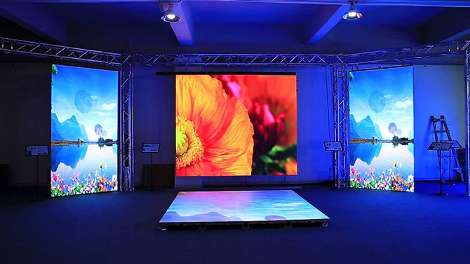 HD LED экран