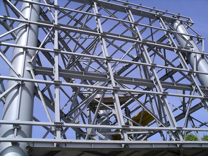 создание металлоконструкций для ЛЕД экранов