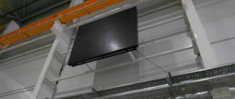 конструкции светодиодных экранов