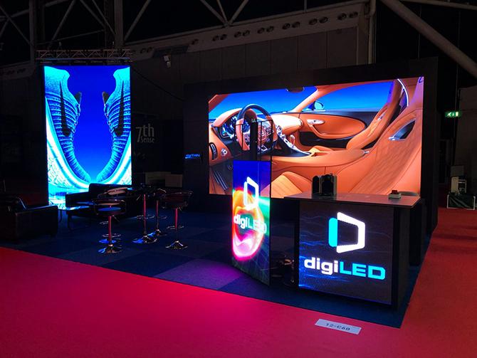 SMD LED экраны