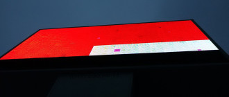 уход за led экраном