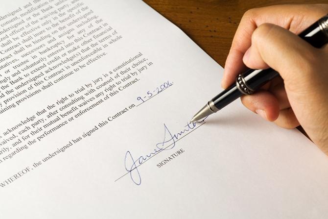 заключение договора аренды участка
